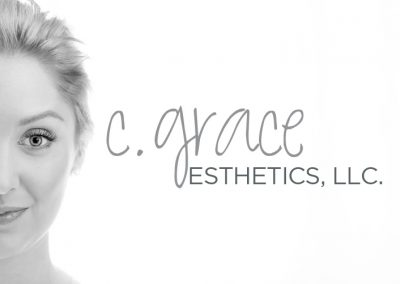 c. grace esthetics Logo