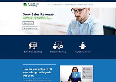 Social Sales Academy